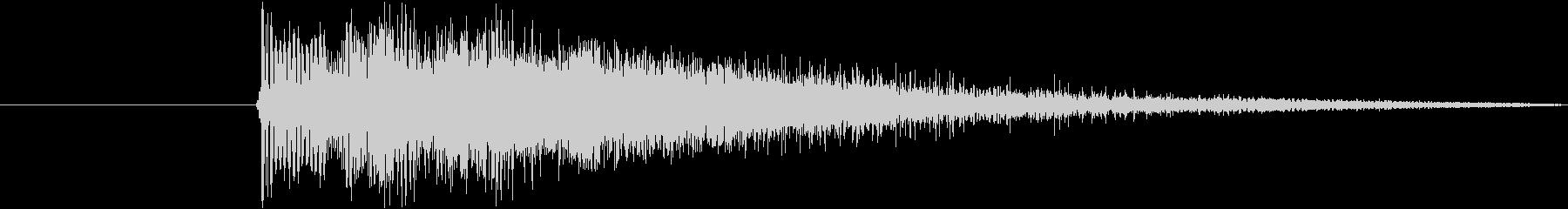 信号バージョン5の未再生の波形