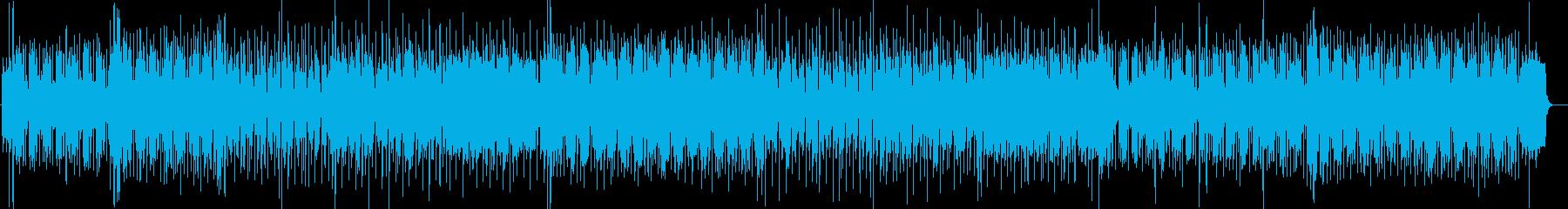 夜の繁華街バブル歓楽街ネオン(リメイク)の再生済みの波形