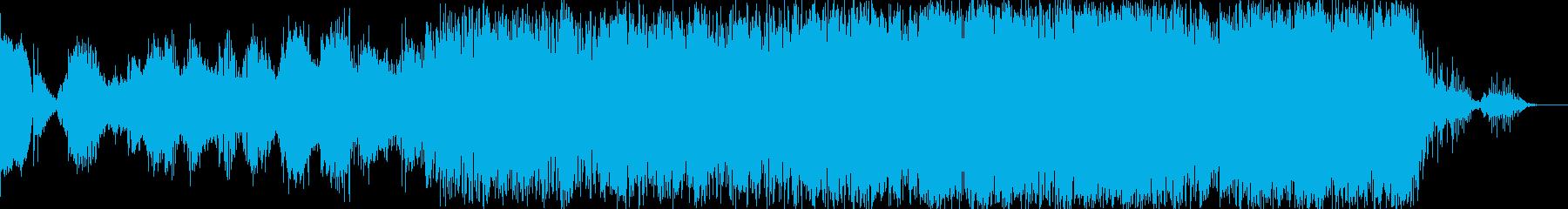 動画 センチメンタル やる気 バッ...の再生済みの波形