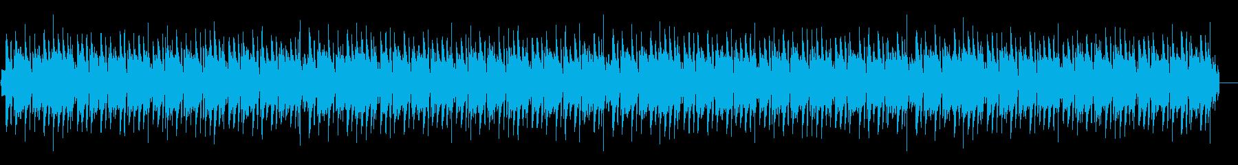 ほのぼの脱力系「蛍の光」の再生済みの波形
