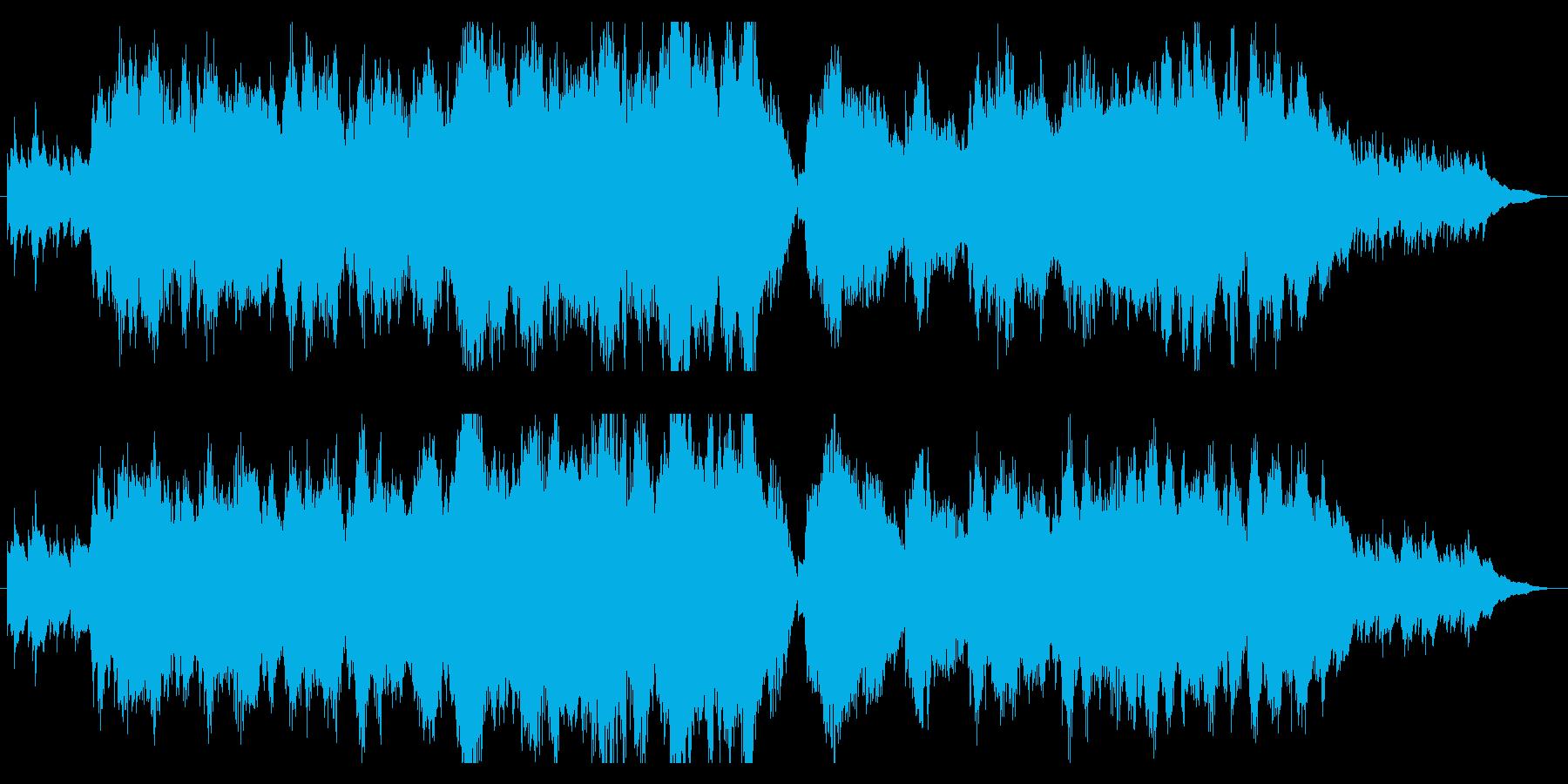 しっとりとした二胡の儚くも美しい曲です。の再生済みの波形