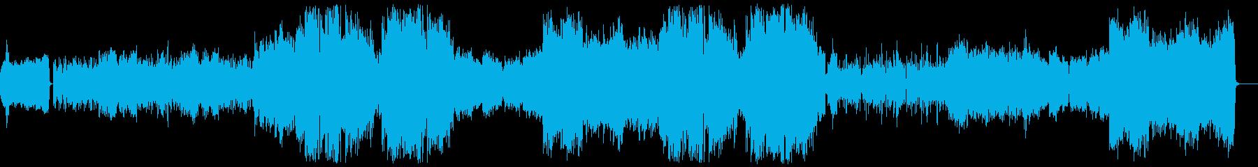 温: 切なさのあるアコーディオンワルツの再生済みの波形