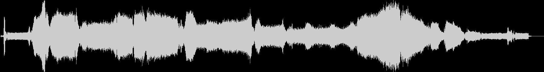 ポルシェ;インテリア;開始、低ドロ...の未再生の波形