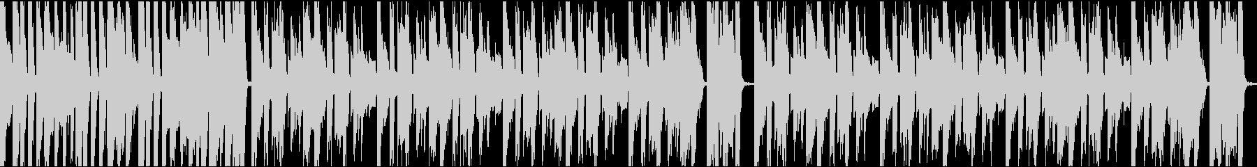 9秒でサビ、イケイケ/カラオケループの未再生の波形