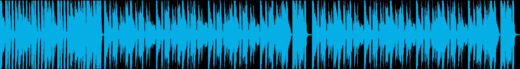 9秒でサビ、イケイケ/カラオケループの再生済みの波形