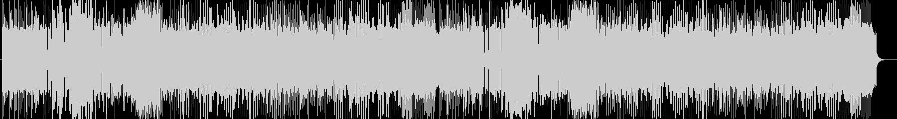 「ヘヴィ/ダーク/メタル」BGM247の未再生の波形