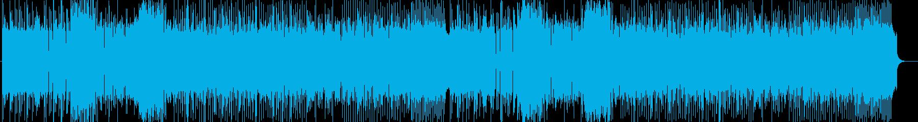 「ヘヴィ/ダーク/メタル」BGM247の再生済みの波形
