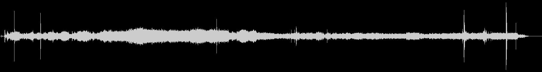 ローリートラック-ピータービルト-...の未再生の波形