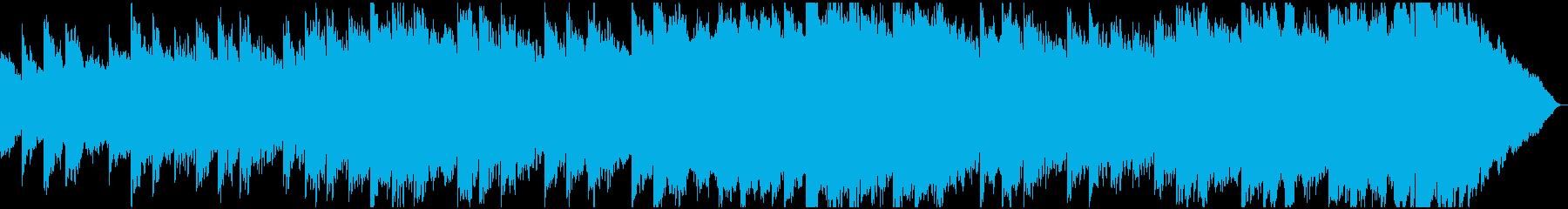 企業VP,コーポレート,静かの再生済みの波形