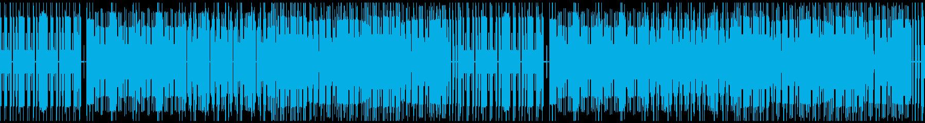 FC風ループ 青い夢の再生済みの波形