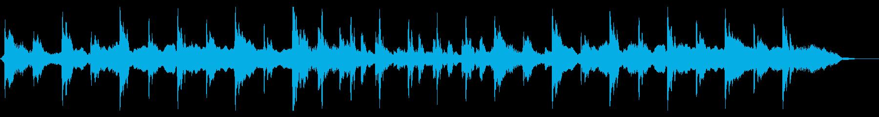 アンビエント、サウンドデザイン、パ...の再生済みの波形