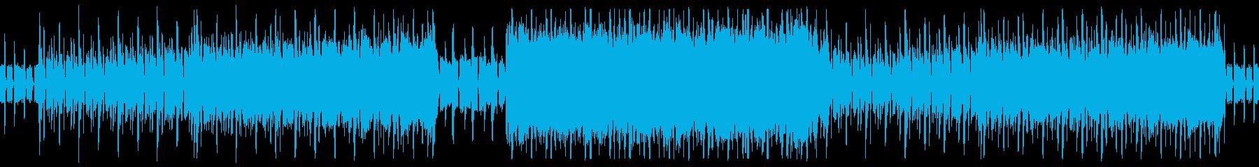 【ループ版】企業VP・CM 躍動感…の再生済みの波形