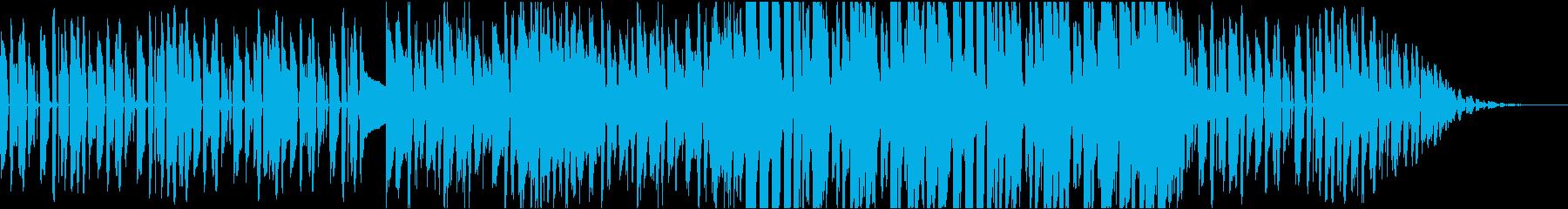 ベースが印象的なジャズナンバーの再生済みの波形