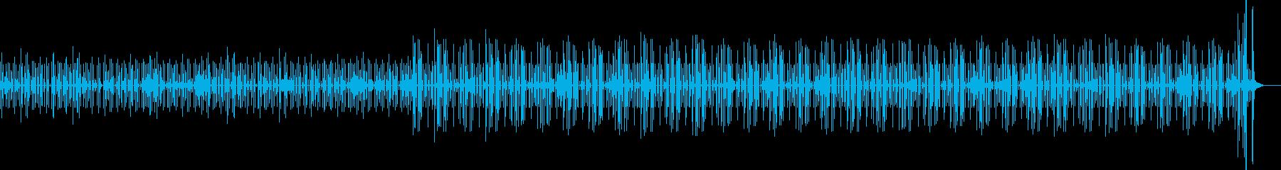 トイ系、のんびり陽気トーク&ゲームの再生済みの波形