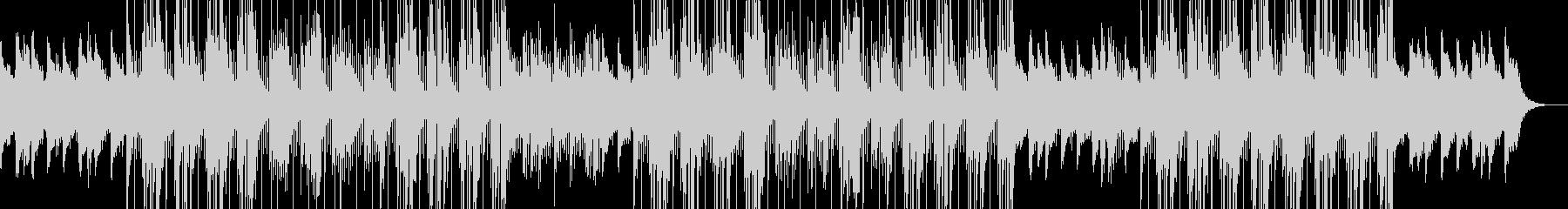 ダークな洋楽トラップビートの未再生の波形