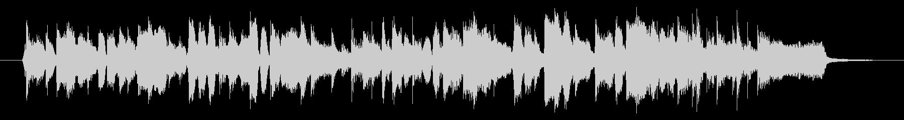 ハーモニカ生演奏ほのぼのライトロックの未再生の波形