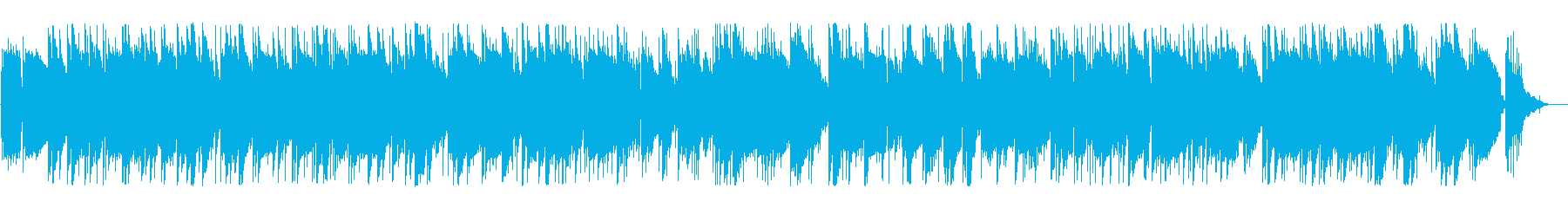 Acoustic guitar healing's reproduced waveform