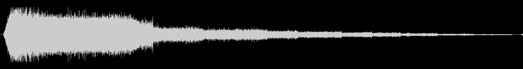 CANYON ECHOを使用した高...の未再生の波形