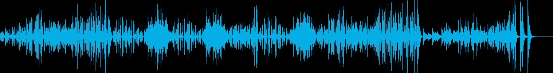 ピアノ連弾 ドリー 「ミアウ」/フォーレの再生済みの波形
