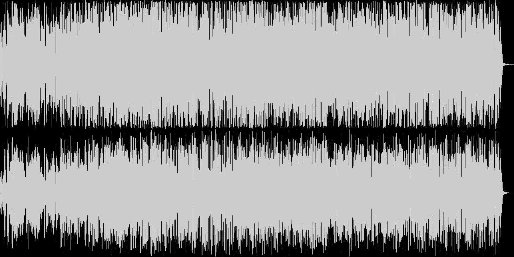 ノスタルジックなカントリーギターサウンドの未再生の波形