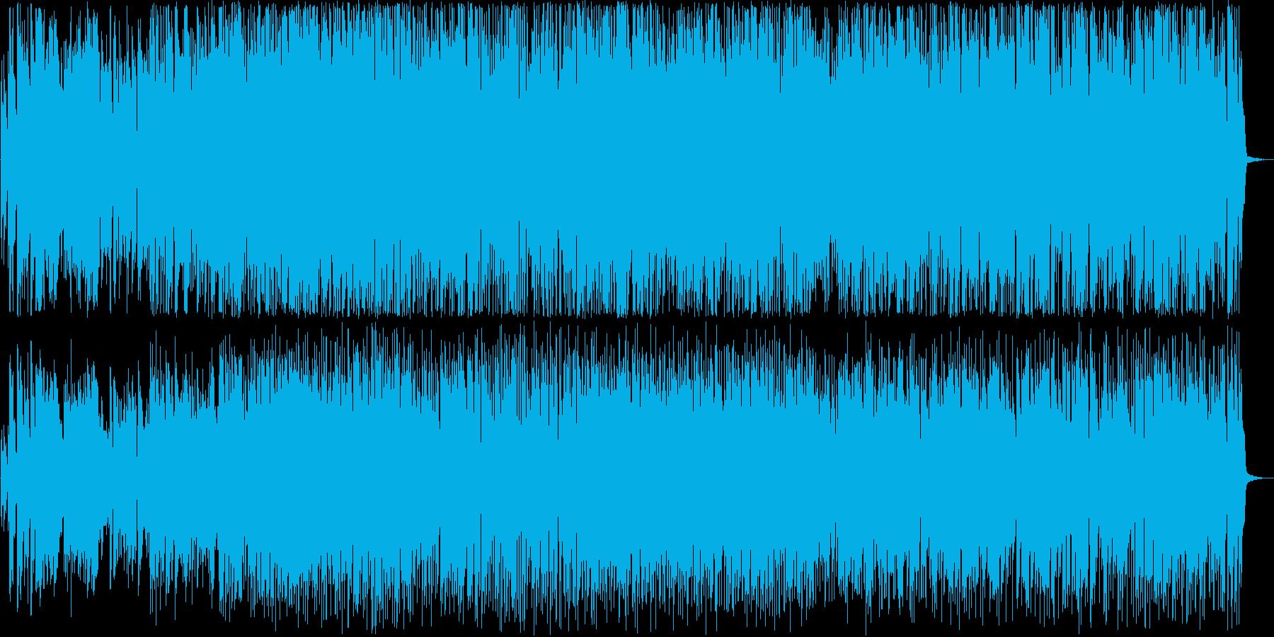 ノスタルジックなカントリーギターサウンドの再生済みの波形