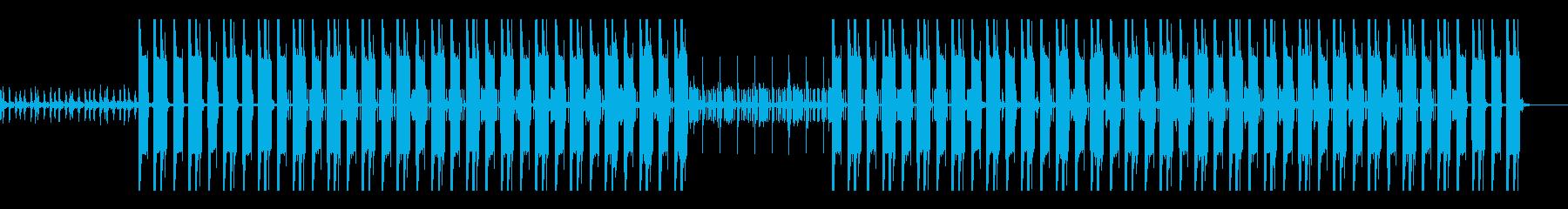 ヒップホップ 重低音 ダブ ステップの再生済みの波形
