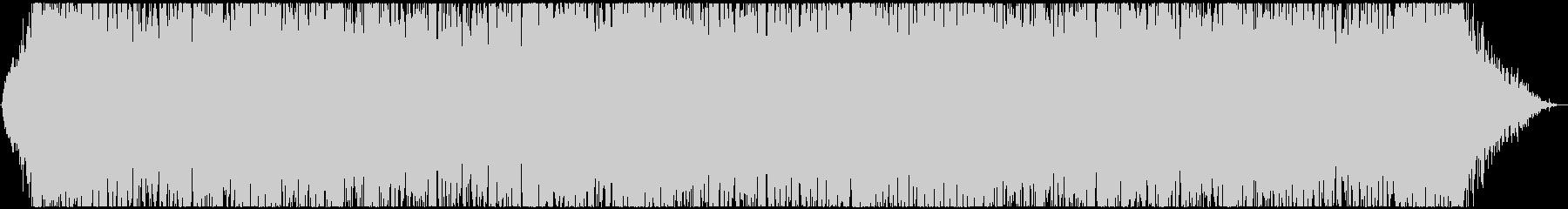 イメージ 地獄の声11の未再生の波形