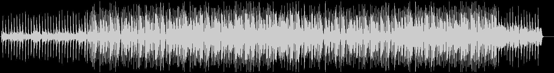 交響曲第九番 「喜びの歌」レゲエアレンジの未再生の波形