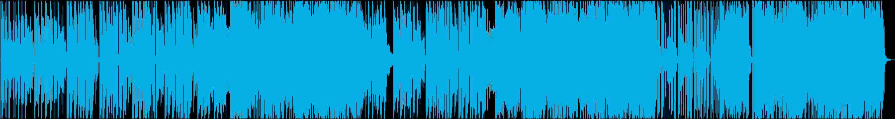 ピコピコカワイイ3分間、カワボで『ねぇ』の再生済みの波形
