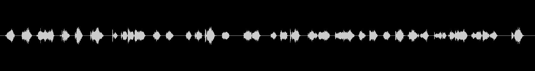 【フェルトペン02-2(書く)】の未再生の波形