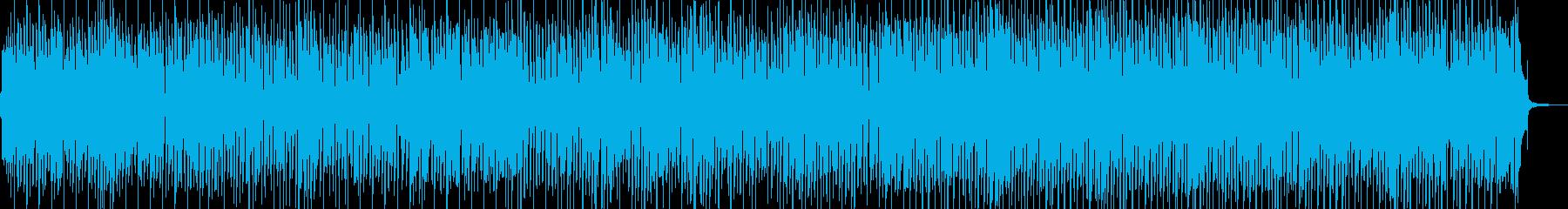 駆け足・楽しいカントリーポップス 短尺の再生済みの波形