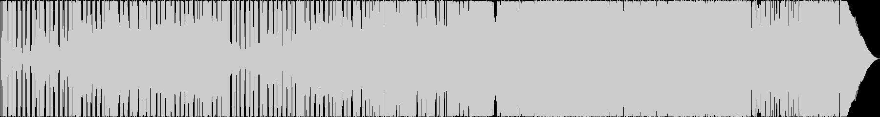 元気のあるアップテンポなポップロックの未再生の波形