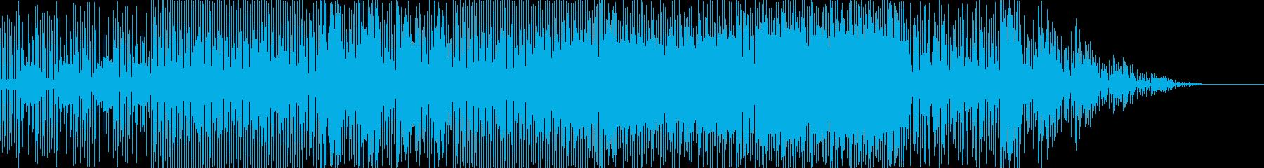 エレクトロニック 説明的 静か バ...の再生済みの波形