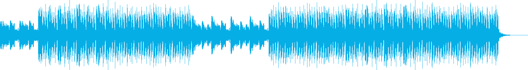 おしゃれ・空気感・EDM・透明感の再生済みの波形