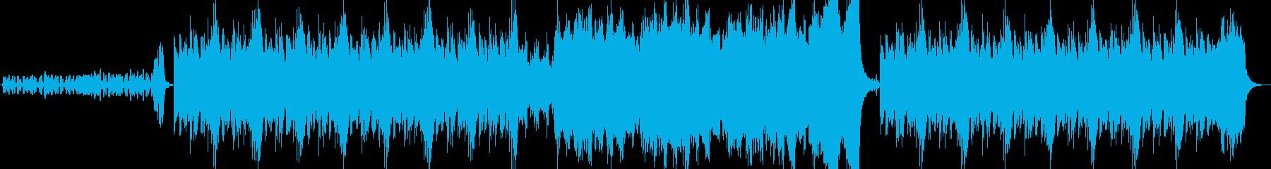 にぎやかなギルドのクラシックの再生済みの波形