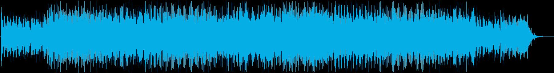 初雪のジャズワルツ:ピアノトリオの再生済みの波形