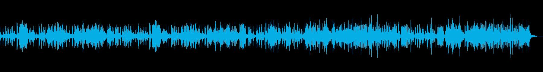 真夜中のゴルトベルク変奏曲 BWV988の再生済みの波形