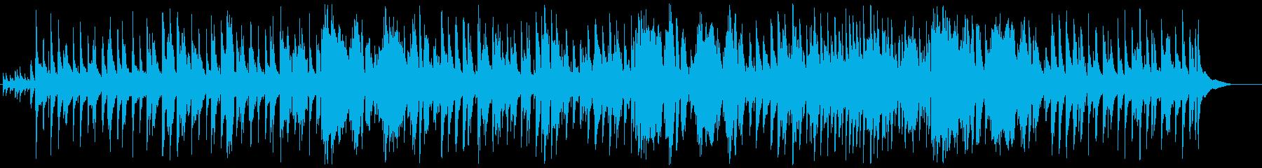 うぬボケの再生済みの波形