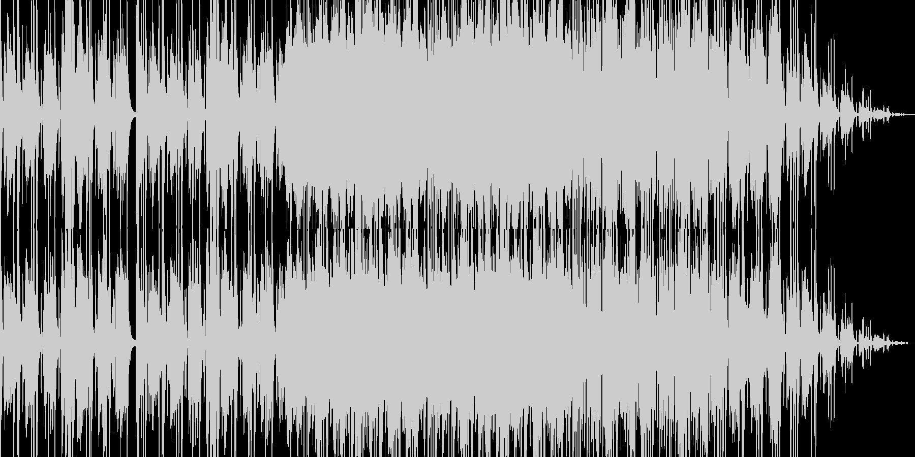 chill/和風/リラックス/R&Bの未再生の波形