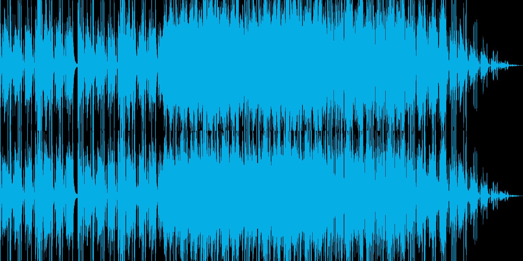 chill/和風/リラックス/R&Bの再生済みの波形