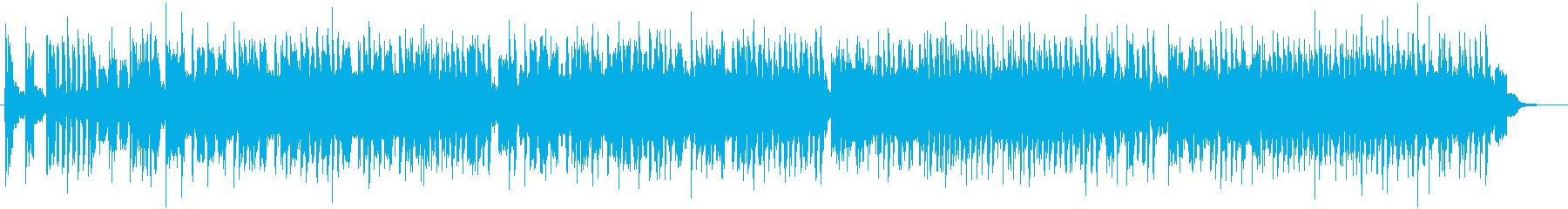 1分クッキング!の再生済みの波形