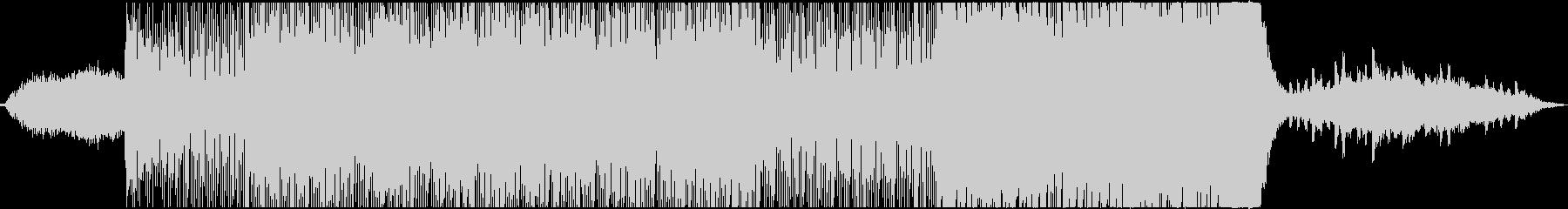 プログレッシブ 交響曲 実験的な ...の未再生の波形