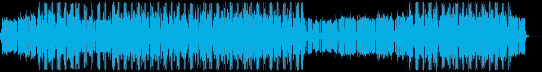 層状で豊かなテクスチャーを備えたグ...の再生済みの波形