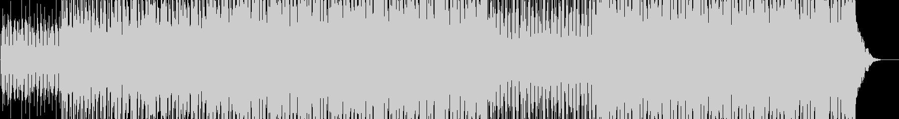 Techno with a sense of near future's unreproduced waveform