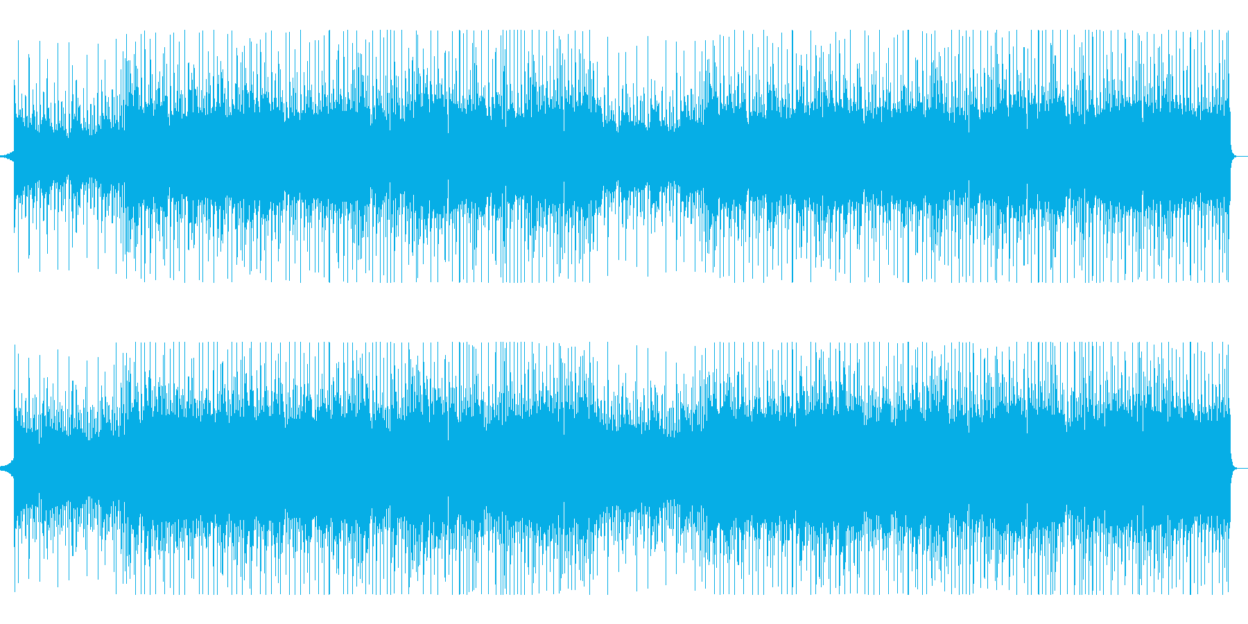 はじまりの季節・爽やか系ピアノ&ギターの再生済みの波形
