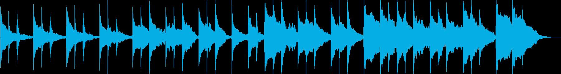 Piano Thriller の再生済みの波形