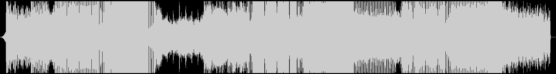 アグレッシブで印象的なリードシンセEDMの未再生の波形