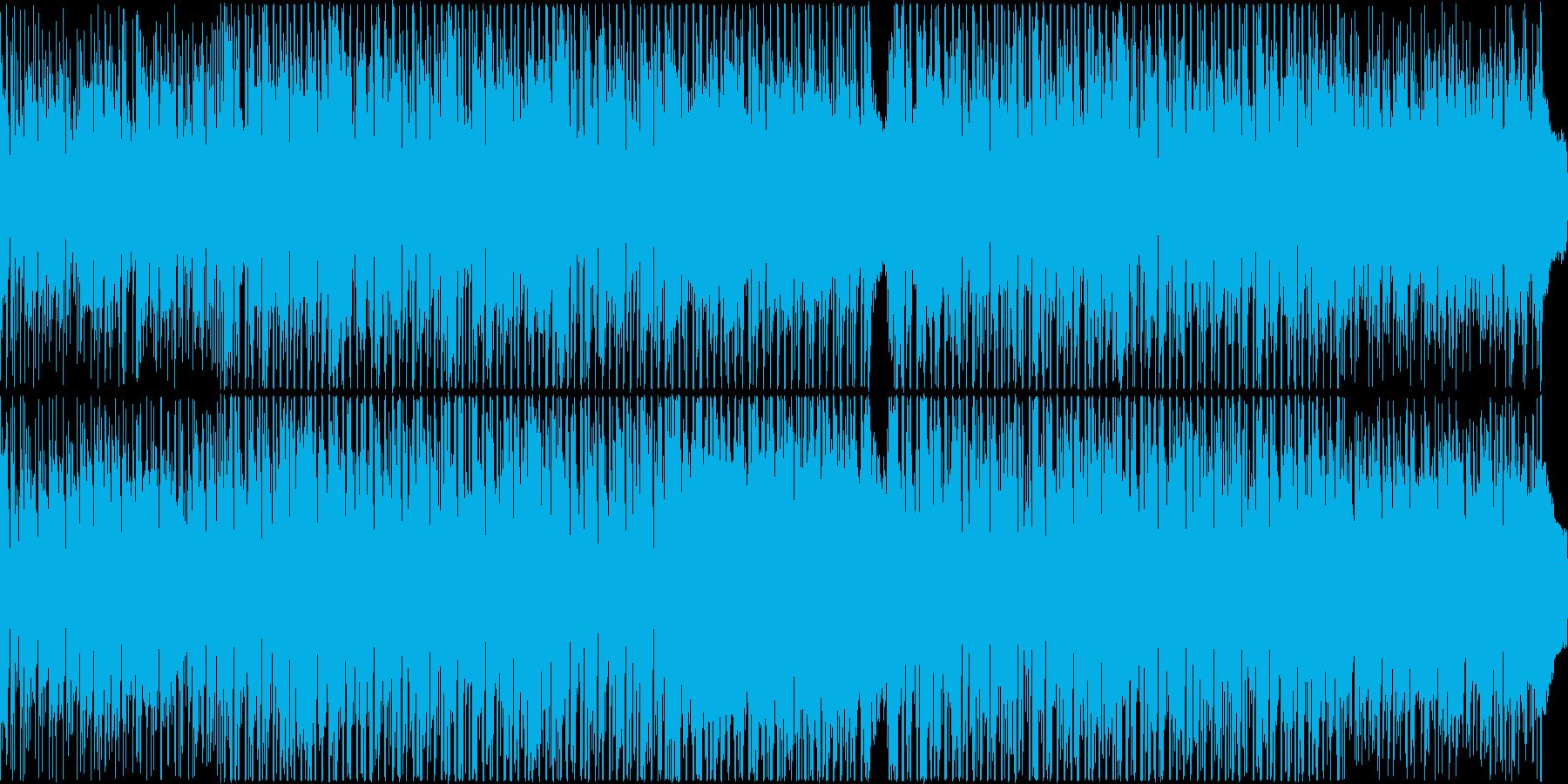 ノリの良い天気予報・ニュース ループ可の再生済みの波形