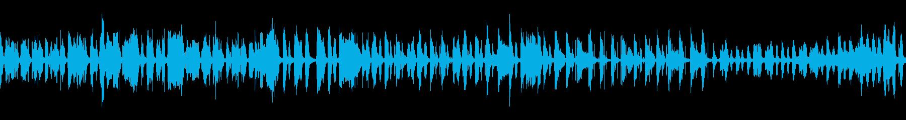 ほのぼの・のんびり・動物(ループ)の再生済みの波形