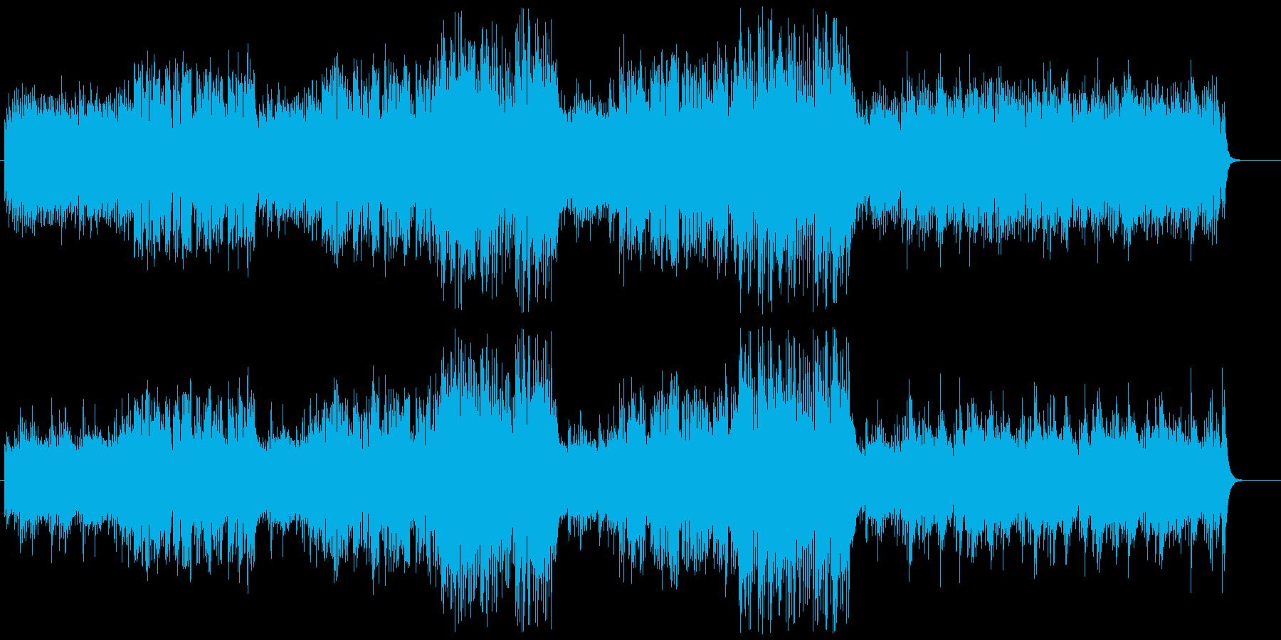 ライク ア ヴァーチャルの再生済みの波形